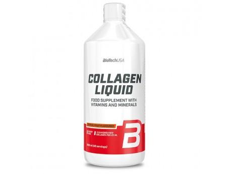 Collagen Liquid BioTechUSA 1000 мл