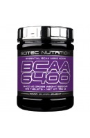 BCAA 6400 SCITEC NUTRITION (125 таблеток)