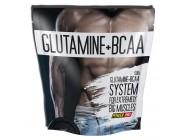 Глютамин + ВСАА POWER PRO 500 г