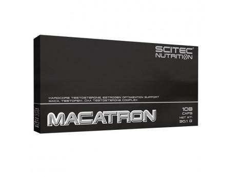 Бустер Тестостерона Macatron Scitec Nutrition 108 капсул