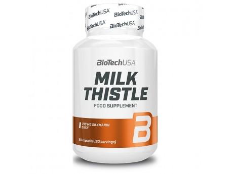 Milk Thistle BioTechUSA (60 капсул)