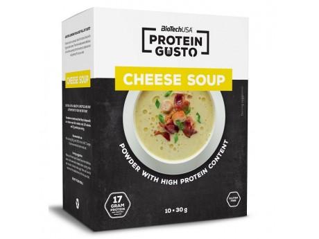 Суп Cheese Soup BioTechUSA (30 грамм)