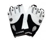 Перчатки Texas BioTech USA White-Black