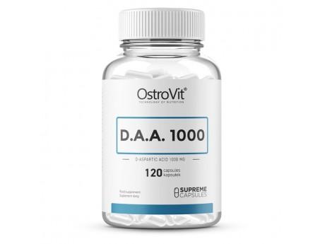 D.A.A. 1000 Ostrovit (120 капсул)