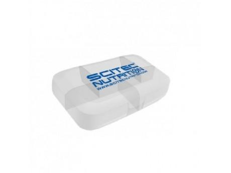 Таблетница Pill Box Blue Scitec Nutrition