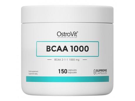ВСАА 2-1-1 1000 OSTROVIT (150 таблеток)