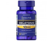 Melatonin 10 мг Puritan Pride (30 капсул)