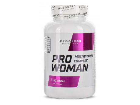Комплекс витаминов Pro Women Progress Nutrition (60 таблеток)