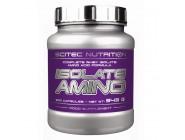 Комплексные аминокислоты Isolate Amino Scitec Nutrition (500 капсул)