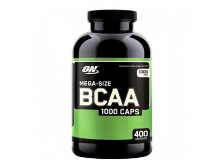 BCAA 1000 Optimum Nutrition (400 капсул)