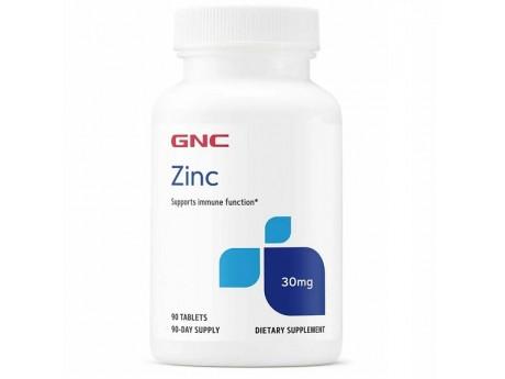 Zinc GNC 30mg (90 таблеток)
