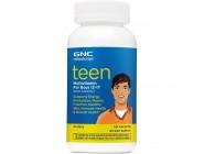 Витамины Teen Multivitamin For Boys GNC (120 таблеток)