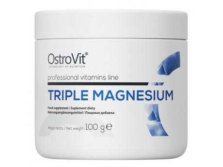 Triple Magnesium Ostrovit (100 грамм)