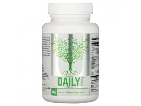 Daily Formula Universal (100 таблеток)