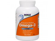 Omega-3 1000 mg Now Foods (500 капсул)