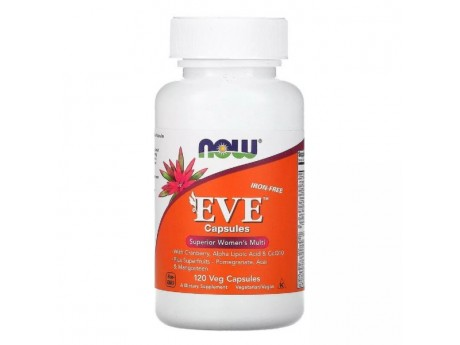 Eve Women's Multi Now Foods (120 капсул)