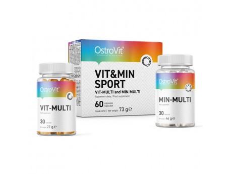 Vit-Min Sport Ostrovit  (60 капсул)