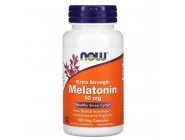 Melatonin 10 мг Now Foods (100 капсул)