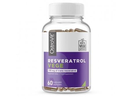 Resveratrol Vege OstroVit (60 капсул)