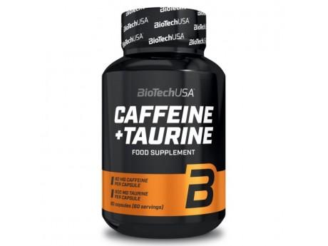 Кофеин Таурин (60 капсул)