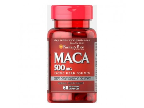 Maca 500мг Exotic Herb for Men (60 капсул)
