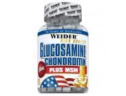 Glucosamine Chondroitin plus MSM Weider (120 капс)