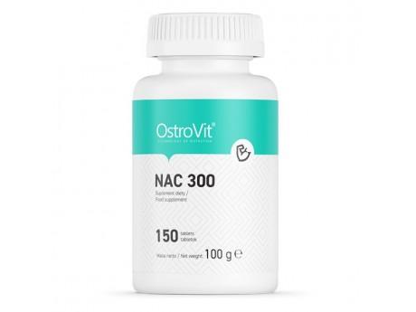 NAC N-Acetyl Cysteine Ostrovit (150 таблеток)