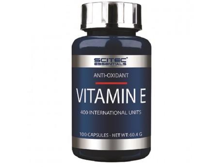 Vitamin E Scitec Nutrition (100 капсул)