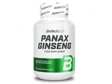 Женьшень Panax Ginseng BioTech USA (60 капсул)