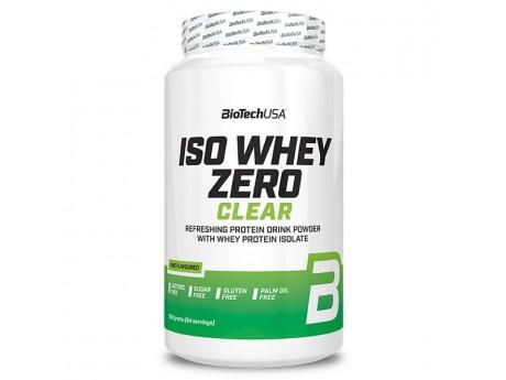 Iso Whey Zero Clear BioTech USA (1362 грамма)