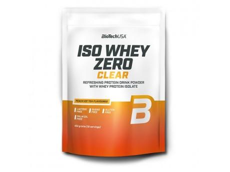 Iso Whey Zero Clear BioTech USA (454 грамма)