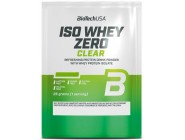 Пробник Iso Whey Zero Clear BioTech USA (25 грамм)