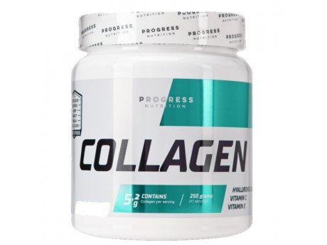 Collagen Progress Nutrition (250 грамм)