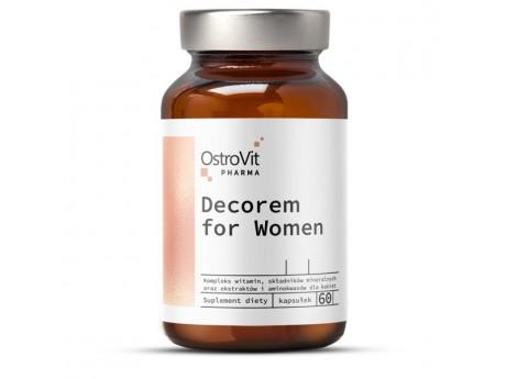 Витамины для женщин Pharma Ostrovit (60 капсул)