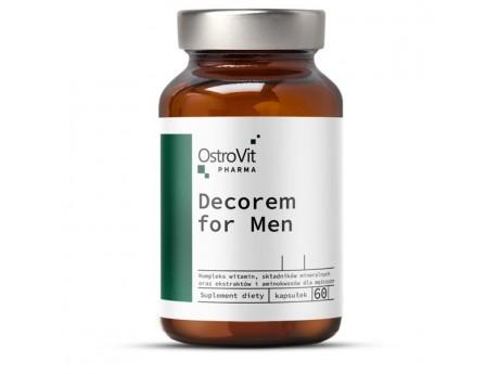 Витамины для мужчин Pharma Ostrovit (60 капсул)