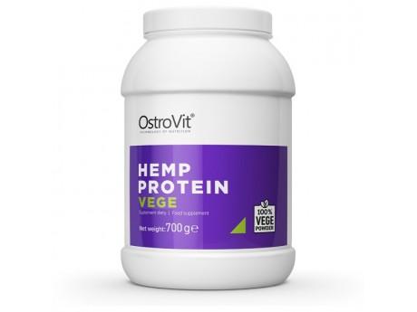 Конопляный протеин Hemp Ostrovit (700 грамм)