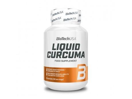 LIQUID CURCUMA BioTech USA (30 капсул)