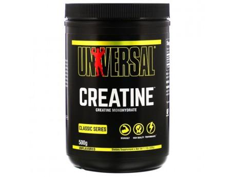 CREATINE POWDER Universal Nutrition (500 грамм)