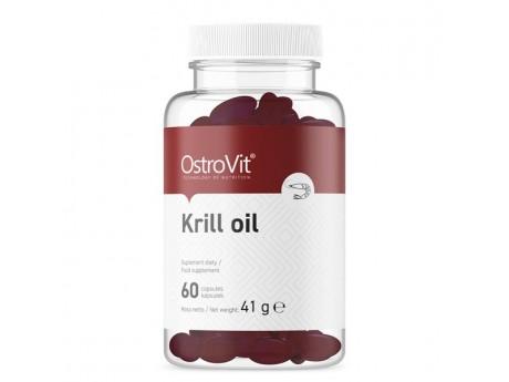 Krill Oil OstroVit (60 капсул)