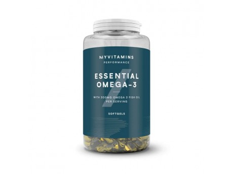 Essential Omega 3 MyProtein (90 капсул)