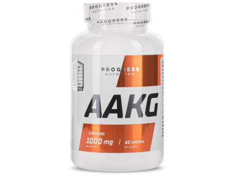 AAKG Progress Nutrition (60 таблеток)
