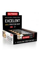 Упаковка батончиков Excelent Protein bar Nutrend (18 штук)