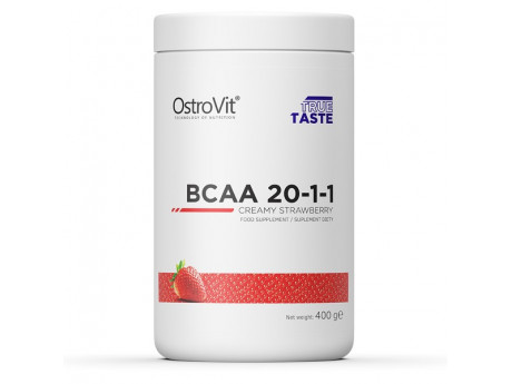 BCAA 20-1-1 OstroVit (400 грамм)