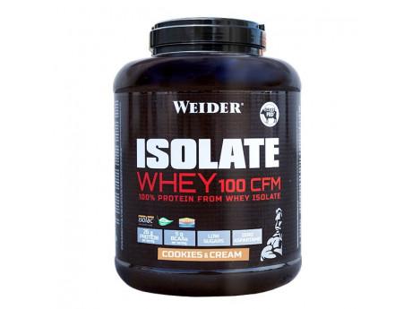 Протеин ISOLATE WHEY 100 CFM Weider 909г