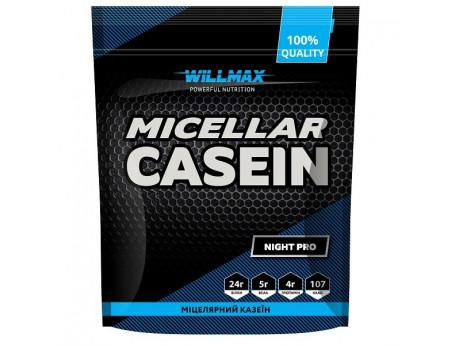 Micellar Casein 80% WillMax (900 грамм)