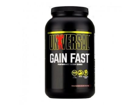 Гейнер GAIN FAST 3100 Universal Nutrition (2300 г)
