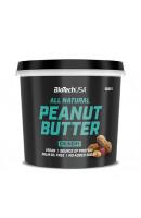 Арахисовое масло Peanut Butter Biotech USA 1кг