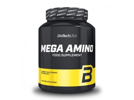 MEGA AMINO 3200 (500 таблеток)