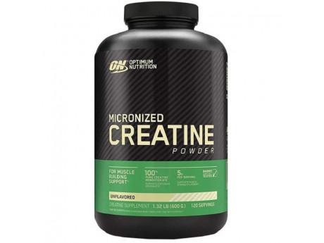 Micronized Creatine Powder Optimum Nutrition (600 грамм)