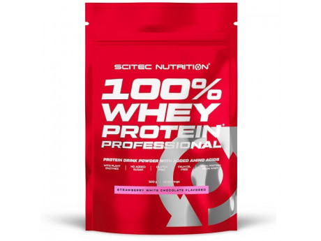 100% Whey Protein Professional Scitec Nutrition (500 грамм)